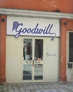 Goodwill esterno