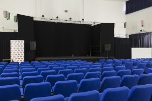 4. La nuova sala eventi e teatro