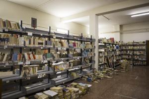 3. La Biblioteca prima di ÀP
