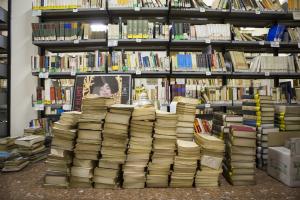 5. La Biblioteca prima di ÀP