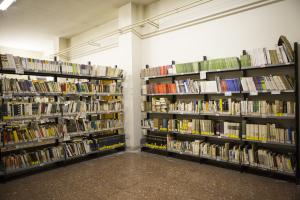 4. La Biblioteca prima di ÀP