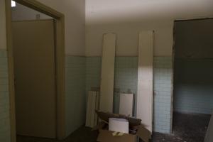 8. I bagni della biblioteca