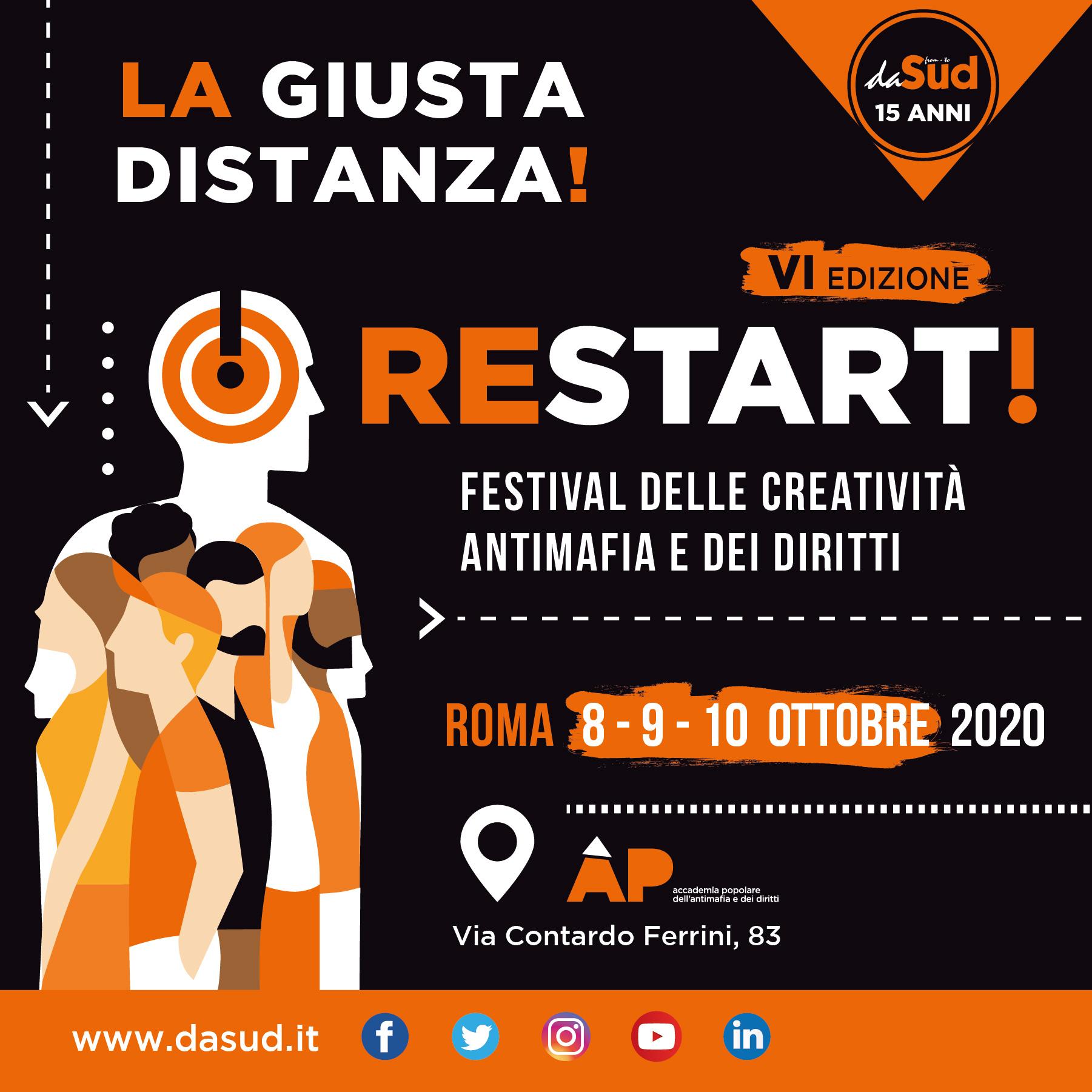 RESTART 2020-DASUD