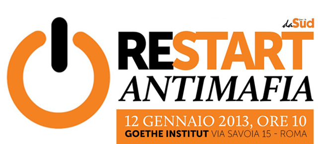 Restart Antimafia. Assemblea daSud
